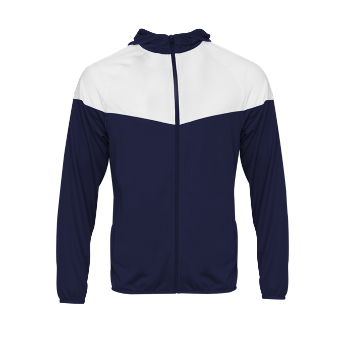Badger 272200 Sprint Outer-Core Youth Jacket - Navy White - HIT A Double