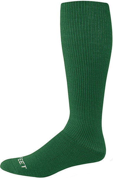 Pro Feet 273-275 Knee High Multi-Sport Cushioned Tube Socks - Hunter Green