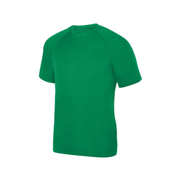 Augusta 2791 Youth Attain Wicking Shirt - Kelly