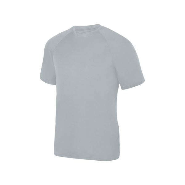Augusta 2791 Youth Attain Wicking Shirt - Silver