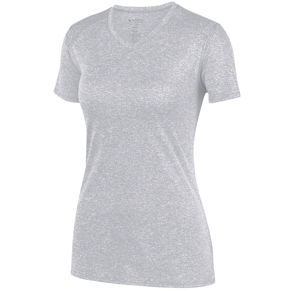 Augusta 2805 Ladies Kinergy Training Tee - Athletic Heather