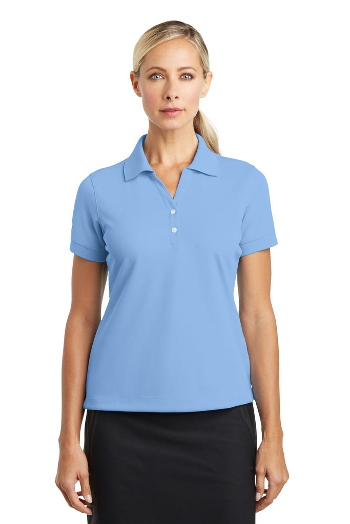 Nike 286772 Ladies Dri-Fit Classic Polo - Skyline Blue