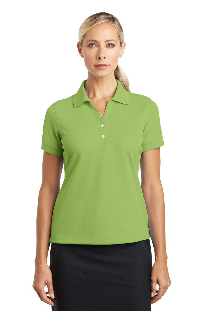 Nike 286772 Ladies Dri-Fit Classic Polo - Vivid Green - HIT A Double