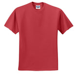 Jerzees 29M Dri-Power Active 50/50 Cotton/Poly T-Shirt - Crimson - HIT A Double
