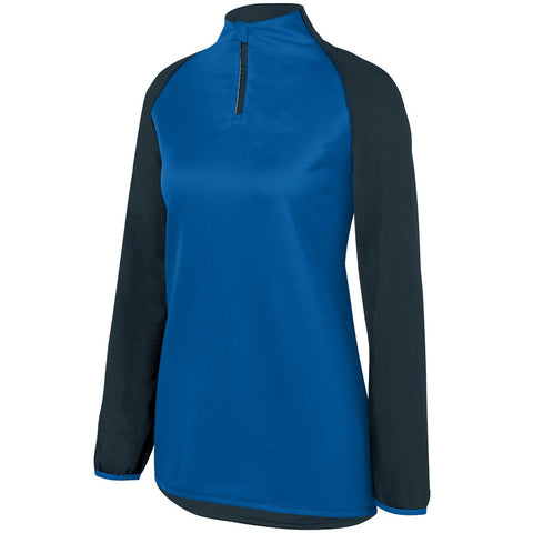 Augusta 3622 Ladies Record Setter Pullover - Slate Royal