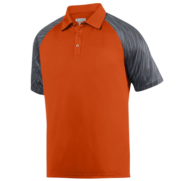 Augusta 5406 Breaker Sport Shirt - Orange Slate