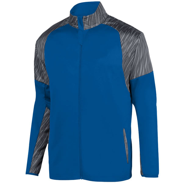 Augusta 3625 Breaker Jacket - Royal Slate