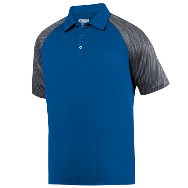 Augusta 5406 Breaker Sport Shirt - Royal Slate