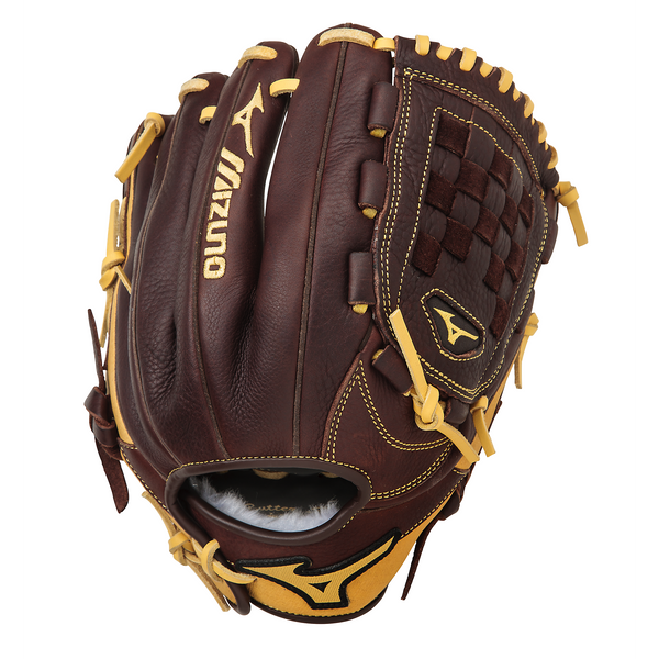"Mizuno Franchise 12.00"" GFN1200B2 Infield Pitcher Glove - Coffee Cork"