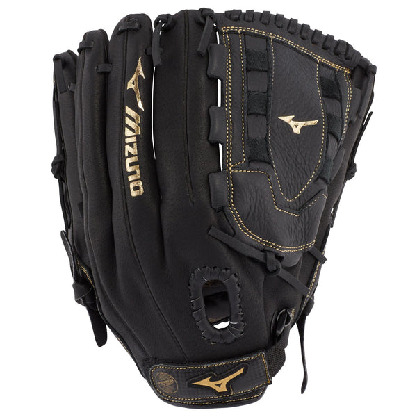 "Mizuno Premier GPM1255 12.50"" Slowpitch Glove - Black"