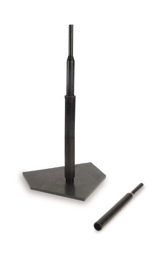 Athletic Specialties Deluxe Batting Tee - Black