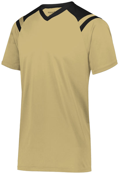 High Five 322970 Sheffield Jersey - Vegas Gold Black