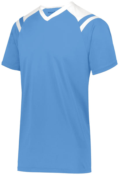 High Five 322970 Sheffield Jersey - Columbia Blue White