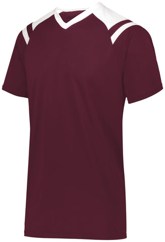High Five 322970 Sheffield Jersey - Maroon White