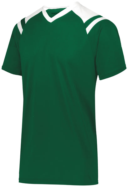 High Five 322970 Sheffield Jersey - Dark Green White