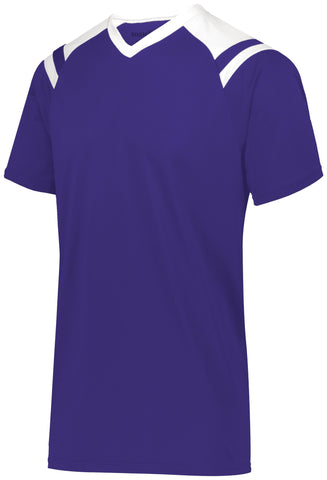 High Five 322970 Sheffield Jersey - Purple White