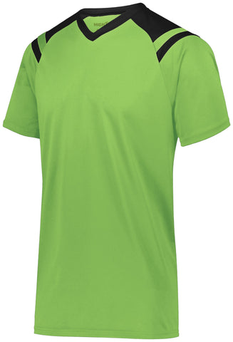 High Five 322970 Sheffield Jersey - Lime Black