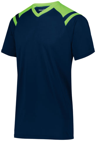 High Five 322970 Sheffield Jersey - Navy Lime