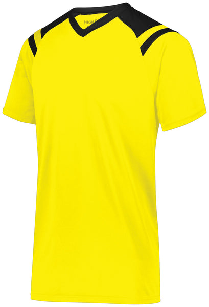 High Five 322970 Sheffield Jersey - Electric Yellow Black