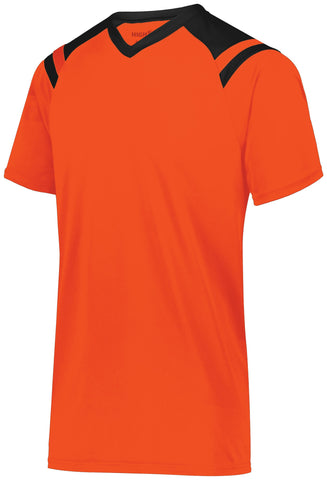 High Five 322970 Sheffield Jersey - Electric Orange Black