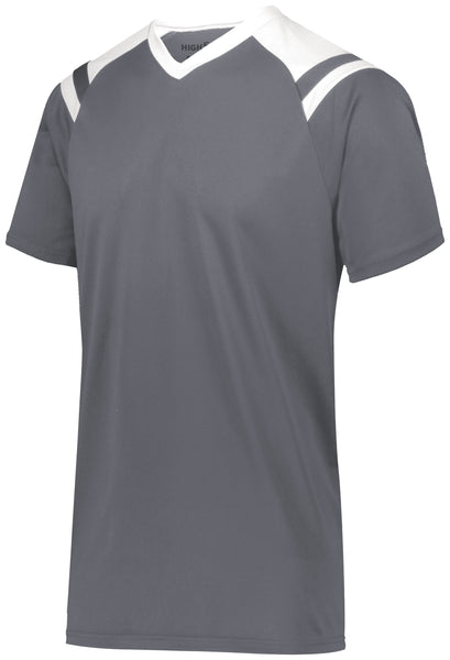 High Five 322970 Sheffield Jersey - Graphite White
