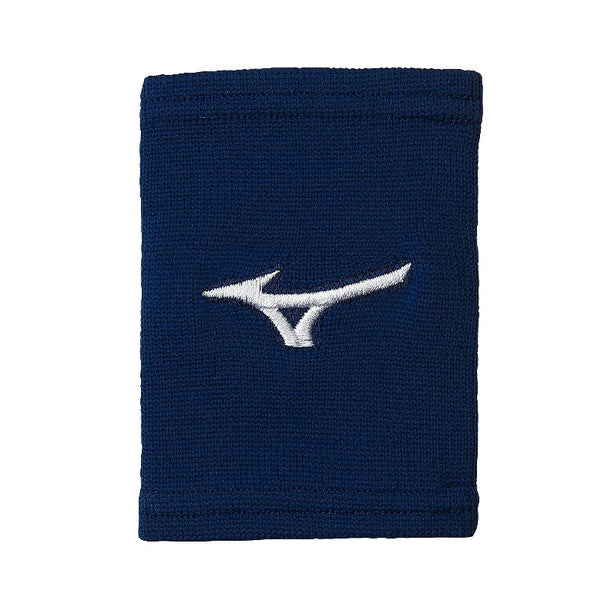 "Mizuno G2 Wristbands 5"" - Navy"
