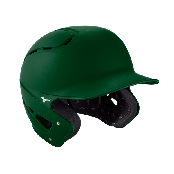 Mizuno B6 Batting Helmet Solid - Forest, - HIT A Double