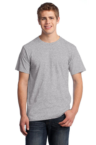 Fruit of the Loom 3930 HD Cotton 100% Cotton T-Shirt - Athletic Heather