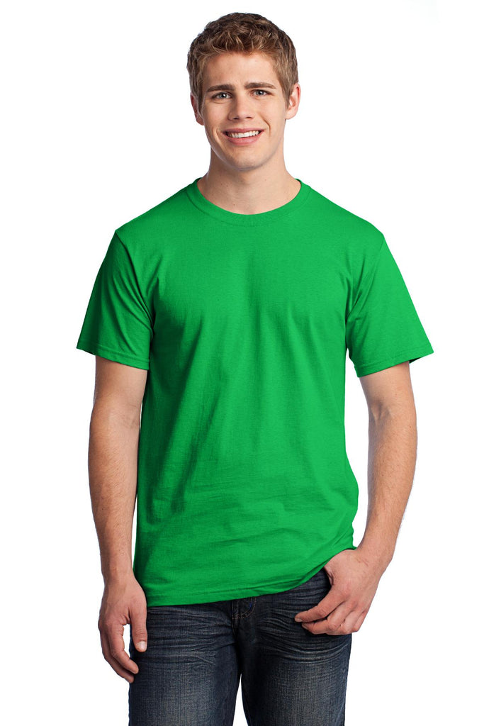 Fruit of the Loom 3930 HD Cotton 100% Cotton T-Shirt - Kelly - HIT A Double