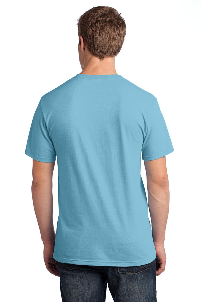 Fruit of the Loom 3930 HD Cotton 100% Cotton T-Shirt - Aquatic Blue - HIT A Double