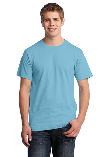 Fruit of the Loom 3930 HD Cotton 100% Cotton T-Shirt - Aquatic Blue