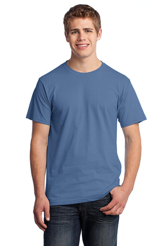 Fruit of the Loom 3930 HD Cotton 100% Cotton T-Shirt - Columbia Blue