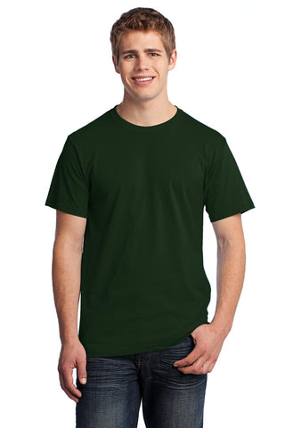 Fruit of the Loom 3930 HD Cotton 100% Cotton T-Shirt - Forest Green