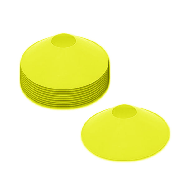 "Champro A134 7.5"" Marker Discs - Optic Yellow"