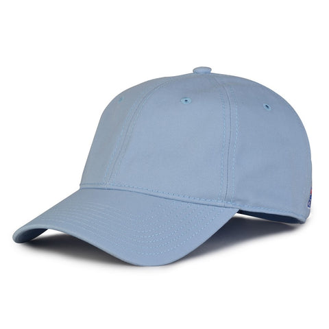 The Game GB210 Classic Relaxed Garment Washed Twill Cap - Columbia Blue