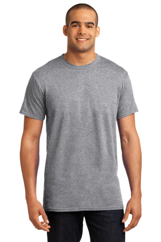 Hanes 4200 X-Temp T-Shirt - Light Steel