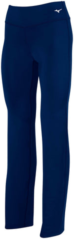 Mizuno Align Pant - Navy - Volleyball Apparel Women, Outerwear - Hit A Double