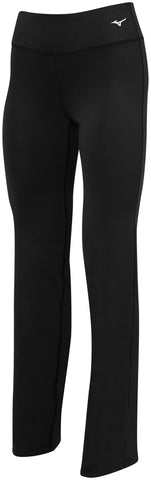 Mizuno Align Pant - Black - Volleyball Apparel Women, Outerwear - Hit A Double