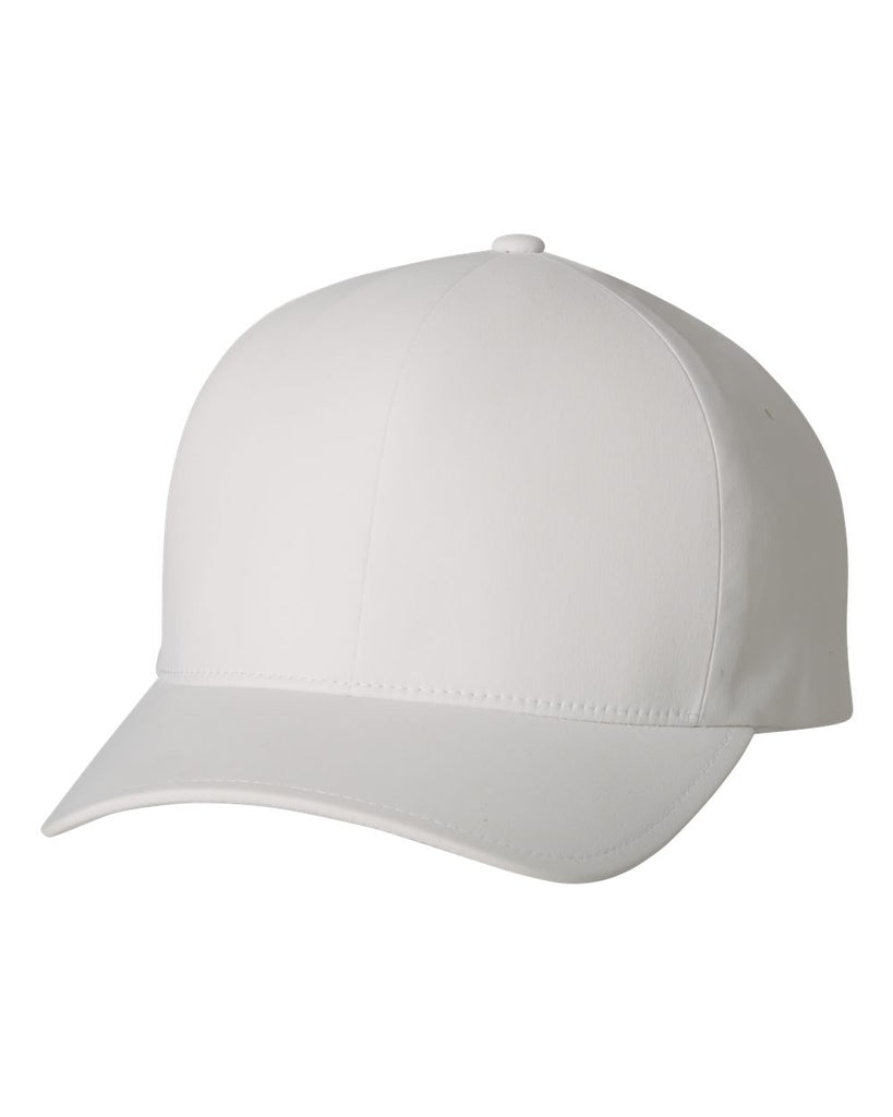 Flexfit 180 Delta Seamless Cap - White