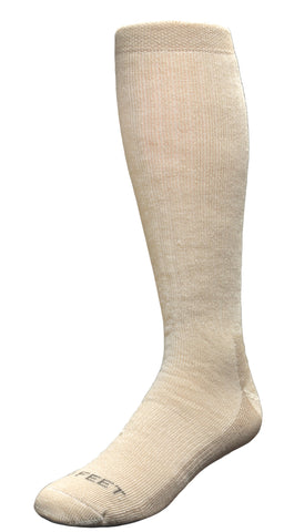 Pro Feet 4546 Merino Wool Over the Cuff Sock - Tan - Work Wear - Hit A Double