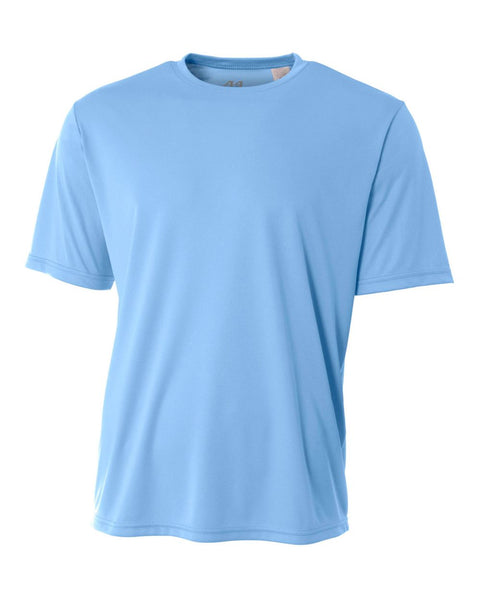 A4 N3142 Cooling Performance Crew - Light Blue