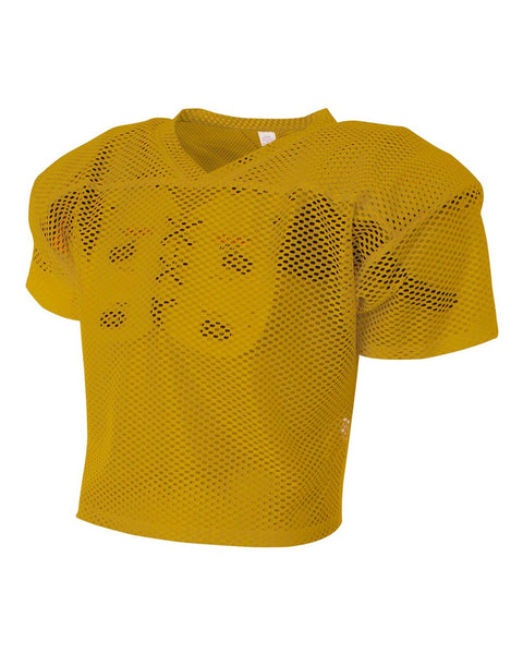 A4 N4190 All Porthole Practice Jersey - Gold