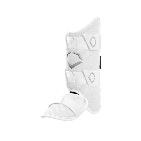EvoShield Pro-SRZ Batter's Leg Guard - White