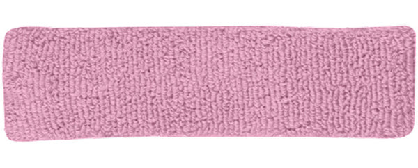 Pro Feet 501 Head Band - Pink - Baseball Apparel, Softball Apparel, Band, Basketball, Bowling, Cheerleading, Football, Golf, Lacross/Field Hockey, Soccer, Training/Running, Volleyball Accessories, Casual Wear - Hit A Double