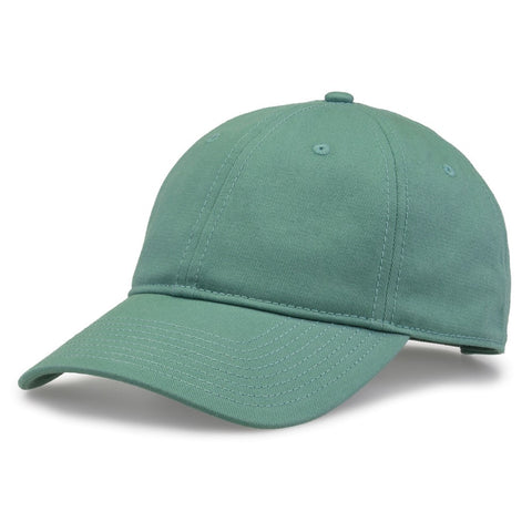 The Game GB210 Classic Relaxed Garment Washed Twill Cap - Greenstone