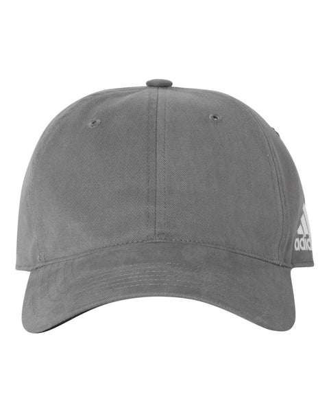 Adidas A12 Core Performance Relaxed Cap - Vista Grey