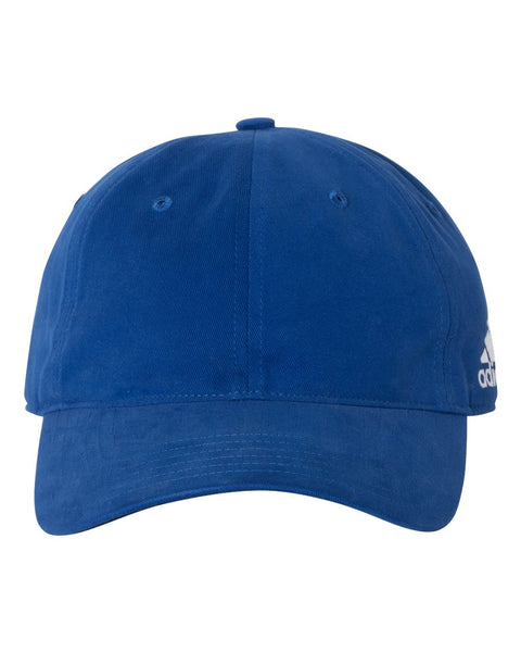 Adidas A12 Core Performance Relaxed Cap - Royal
