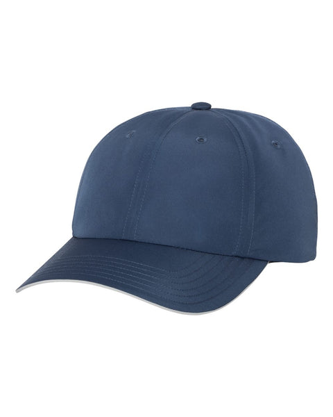 Adidas A605 Performance Relaxed Cap - Mineral Blue