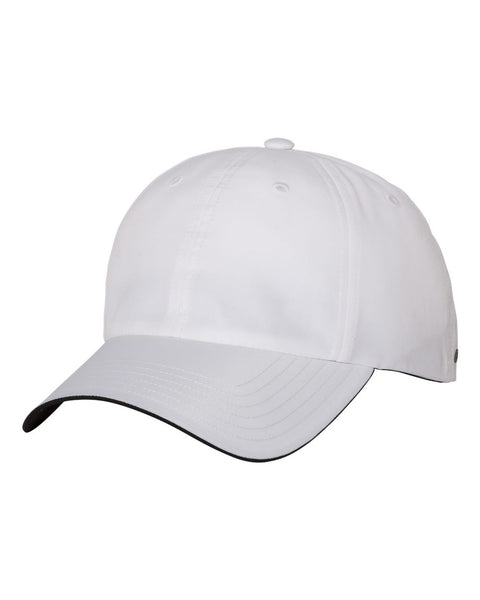 Adidas A605 Performance Relaxed Cap - White