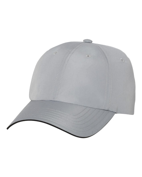 Adidas A605 Performance Relaxed Cap - Mid Grey
